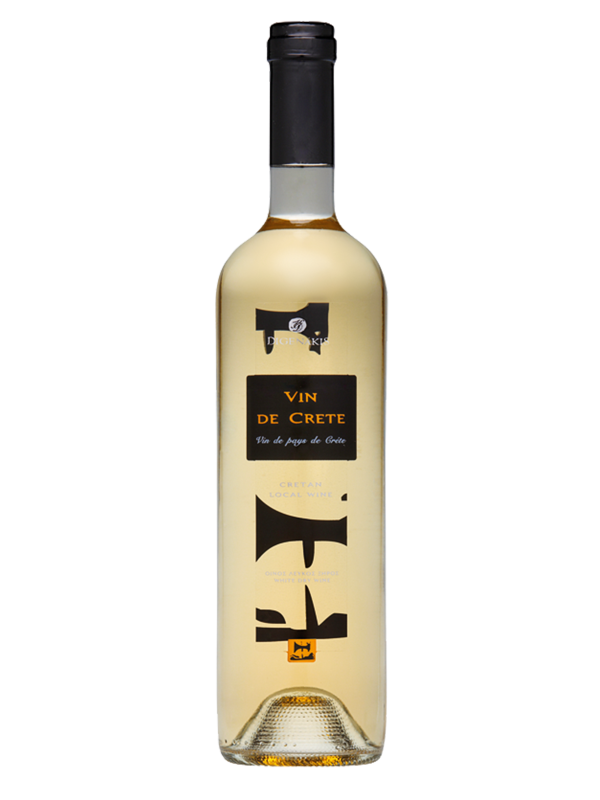 Vin De Crete Λευκός