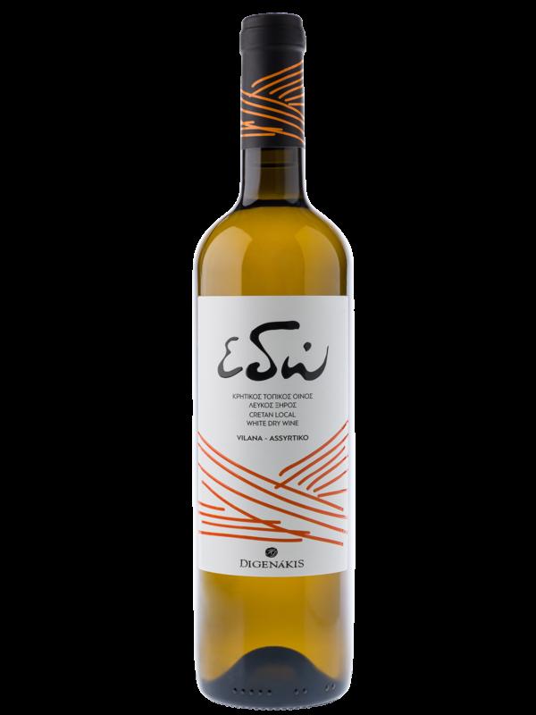 Edo White Dry Wine